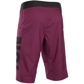 ION Scrub Shorts ciclismo Hombre, pink isover